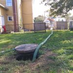 pumping a cesspool